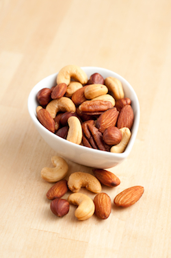 Bowl of Nuts 2